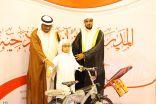 محافظ شرورة المكلف يشرّف حفل المدرسة القرآنية النموذجية