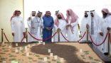 الشيخ السديس يزور معرض محمد رسول الله صلى الله عليه وسلم
