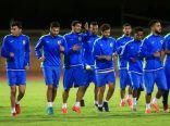 الخليج يستعيد الثلاثي الدولي وانتظام الرباعي المصاب التدريبات الجماعية تحضيراً لمواجهة الشباب