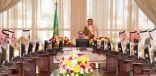 أمير منطقة الباحة يهنيء حكوم خادم الحرمين الريفين بنجاح حج ١٤٣٧