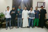 إنطلاق دورة المسلم الجديد للجالية الفلبينية بالمكتب التعاوني للدعوة والإرشاد وتوعية الجاليات بشمال الطائف مسرة