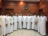 مدرسة الحديبية في زيارة البريد السعودي