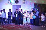 نظم فريق لأجلك يا وطن التطوعي حفل للأيتام في الحارة المكاوية بمكة المكرمة