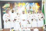 الثقفي يكرم المتأهلين للمرحلة الثانية لمسابقة الملك سلمان لحفظ القران الكريم