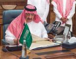 نائب خادم الحرمين الشريفين يرأس اجتماعاً مع قادة القطاعات الأمنية