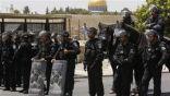 قوات الاحتلال تعيق وصول المصلين للمسجد الأقصى