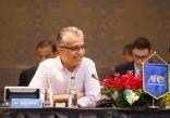 سلمان بن إبراهيم يصل الهند ويؤكد قدرتها على إنجاح الفعاليات الآسيوية