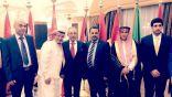 مجلس القناصل العرب المعتمدين بجدة يكرمون معالي رئيس مجموعة البنك الإسلامي السابق والحالى