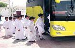 أصحاب حافلات النقل المدرسي ببارق: نحن نريد إستحقاقاتنا فقط