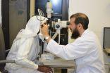 جمعية الكوثر الصحية الخيرية تقوم بحملة الفحص الشامل للعيون