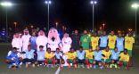 مدير بلدية الخبر يدشن بطولة ابناء الخبر السادسة في احتفال مبهر وبحضورداؤد القصيبي