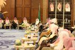 الأمير سعود بن نايف يستقبل المهنئين بشهر رمضان المبارك