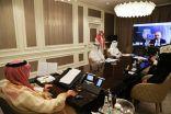 """"""" وزير الخارجية السعودي """" : نؤكد على أهمية اجراء تحقيق شفاف و مستقل ."""