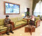 سمو الأمير فيصل بن بندر يستقبل أعضاء اللجنة الأمنية الدائمة بمنطقة الرياض