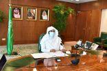 وزير الشؤون الإسلامية يقف على جاهزيّة المواقيت لاستقبال المُعتمرين