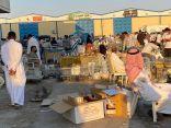 جولة داخل  سوق الطيور بحي العزيزية فى مدينة الرياض ..صور