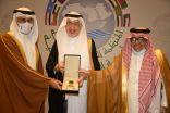 منح وسام السياحة العربية للمهندس هاني سنبل