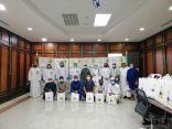 تمكين 53 طالبًا دوليًا بجامعة الملك عبدالعزيز من أداء الحج