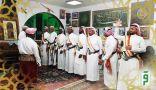 الفلكلور الشعبي في المملكة على اقرأ في العيد