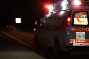 إصابة 6 أشخاص في حادث تصادم على طريق رابغ