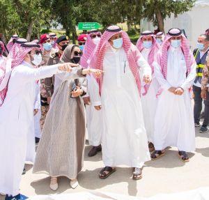 أمير الباحة بعد جولته: جاهزية المواقع السياحية، وندعو رجال الأعمال للاستثمار