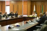 الجمارك السعودية والجمعية الأمريكية للصناعات الكهربائية يعقدان إجتماعاً مشتركاً
