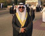 جامعة الباحة تزف عبدالعزيز الزهراني خريجاً
