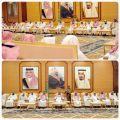 حفل معايدة لمنسوبي أمارة الباحة بمناسبة عيد الفطر المبارك
