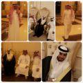 المهندس حسام الغامدي يحتفل بزواجة