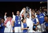 الهلال بطلا للدوري السعودي وحقق البطولة ٥٧ في تاريخه