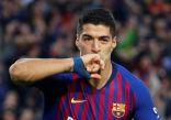 """في ليلة غياب ميسي وهاتريك سواريز.. برشلونة يسحق الريال بخماسية تاريخية في """"الكلاسيكو"""" غرِّد"""
