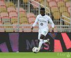 لاعبو الأهلي يودعون صامويل أوسو بعد نهاية إعارته