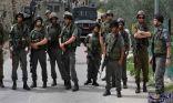 قوات الاحتلال الإسرائيلي تعتقل أربعة فلسطينيين