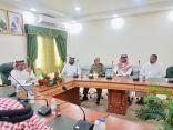 العبيلان يتابع التنظيمات الأمنية لمهرجان الأطاولة التراثي