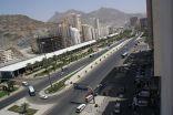 في حادثة غريبة.. شاحنة بدون سائق تتحرك فجأة وتدهس شخصاً في مكة