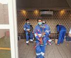 أمانة الطائف تصادر أرجيلات المعسل من داخل استراحات شبابية بحي الحلقة