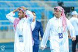 الأمير محمد بن فيصل: فريق الهلال كبير حاضر للمنافسة في كل البطولات
