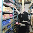 سعوديات يخضن تجربة العمل بقطاع بيع قطع غيار السيارات