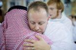 100 شاب من المسلمين الأوروبيين الجدد يؤدون العمرة لأول مرة