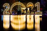 العالم تحتفل بالعام الجديد رغم قيود كورونا