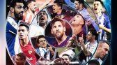 الدوري الإسباني يحقق رقماً قياسياً جديداً