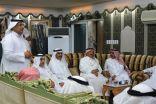ناصر الهلال يحتفي بالشيخ فيصل الشهيل والكابتن ماجد العمري