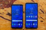 سامسونج تُطلق نسختي 128 و256 جيجا لهاتفي Galaxy S9 وS9+