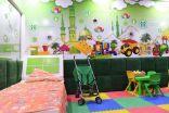 لماذا توجد غرفة ألعاب أطفال في ساحة المسجد النبوي؟