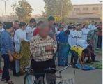 صلى العيد على دراجة هوائية ومات بجلطة مصري يرد على إشاعة وفاته