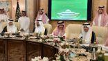 """ولي العهد يعلن عن مشروع الملك عبدالله لتطوير """"المناطق"""""""