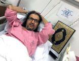 بعد 18 يوماً في الغيبوبة .. الفنان خالد سامي يستجيب للمثيرات الخارجية