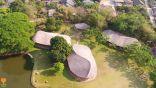 مدرسة دولية في تايلاند مستوحى تصميمها من الطبيعة