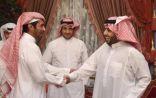 محمد بن فيصل متشوق لرؤية آل الشيخ بقميص الهلال