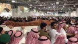صلاة الجنازة على اللواء عبدالعزيز الفغم بالحرم المكي